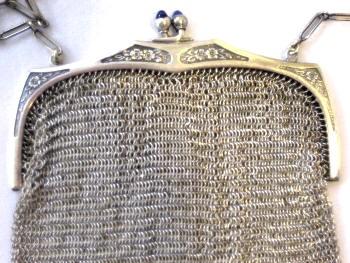 whiting and davis handbags
