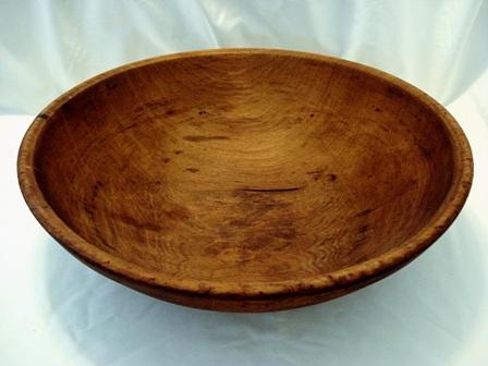 Dough Bread Bowl Antique Wood Bowls